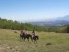 Horse Riding on Boulder
